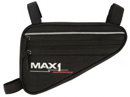 brašna MAX1 Triangle M černá