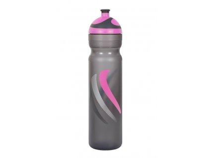 Zdravá lahev 1,0 l BIKE 2K19 růžová