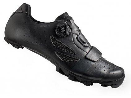 tretry LAKE MX218 Carbon černo/šedé vel.41,5