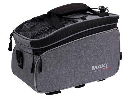 brašna MAX1 Rackbag L šedá
