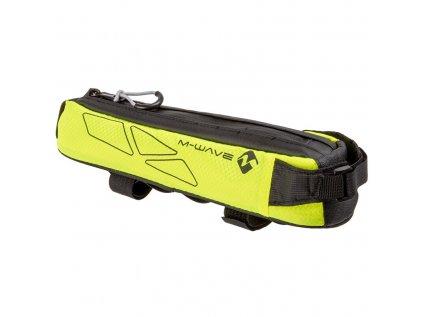 brašna M-WAVE Ride Top svítivě žlutá