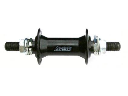 náboj Fe PN BMX 100mm x 14mm x 48děr černý