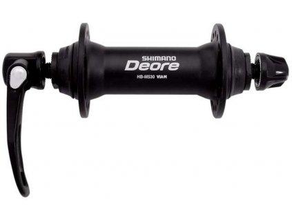 náboj SHIMANO Deore HB-M590AL 36děr přední černý