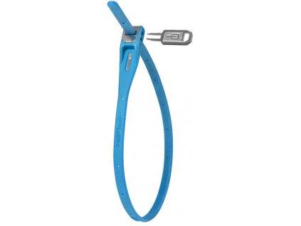 stahovací bezpečnostní páska HIPLOK Z Lok 42 cm modrá