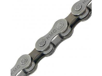 řetěz KMC HV-500 šedo/hnědý  PE fólii