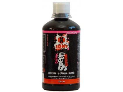 X-IONT Speed nápoj 0,5l malina