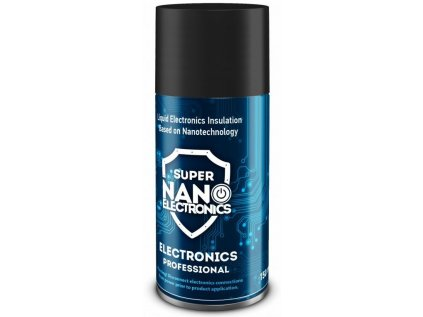 spray NANOPROTECH Electronics Professional 150ml pro Ebike
