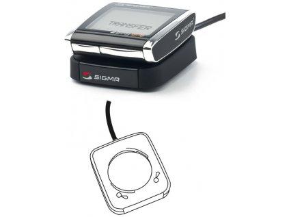 držák computeru SIGMA-pro připojení k PC (BC509-1609) samostatný