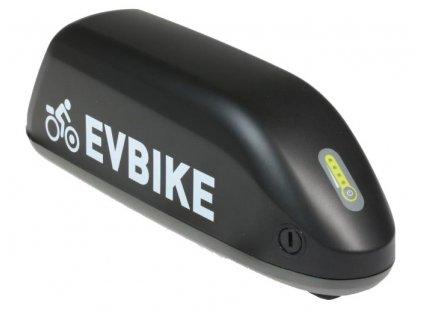 ev bike downtube oříznout bez klíčů a konektoru