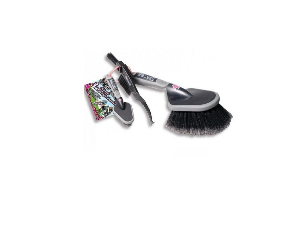 Muc off brush set 3 ks