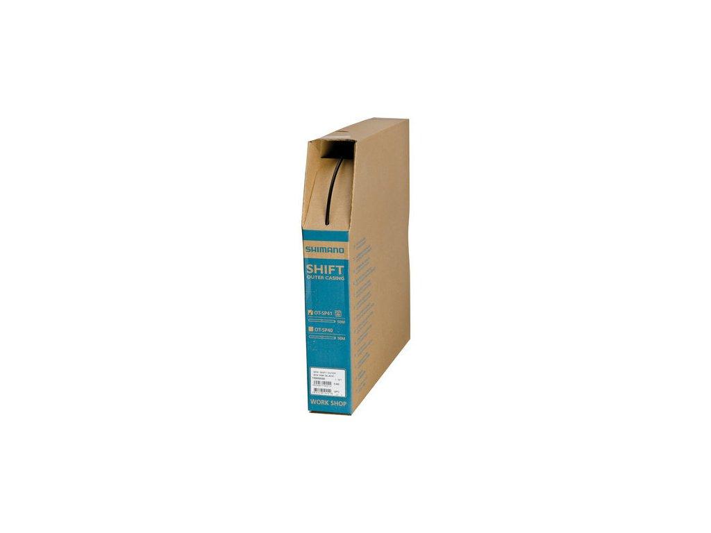 bowden radici xtr 4mm sp41 cerny 61345 2