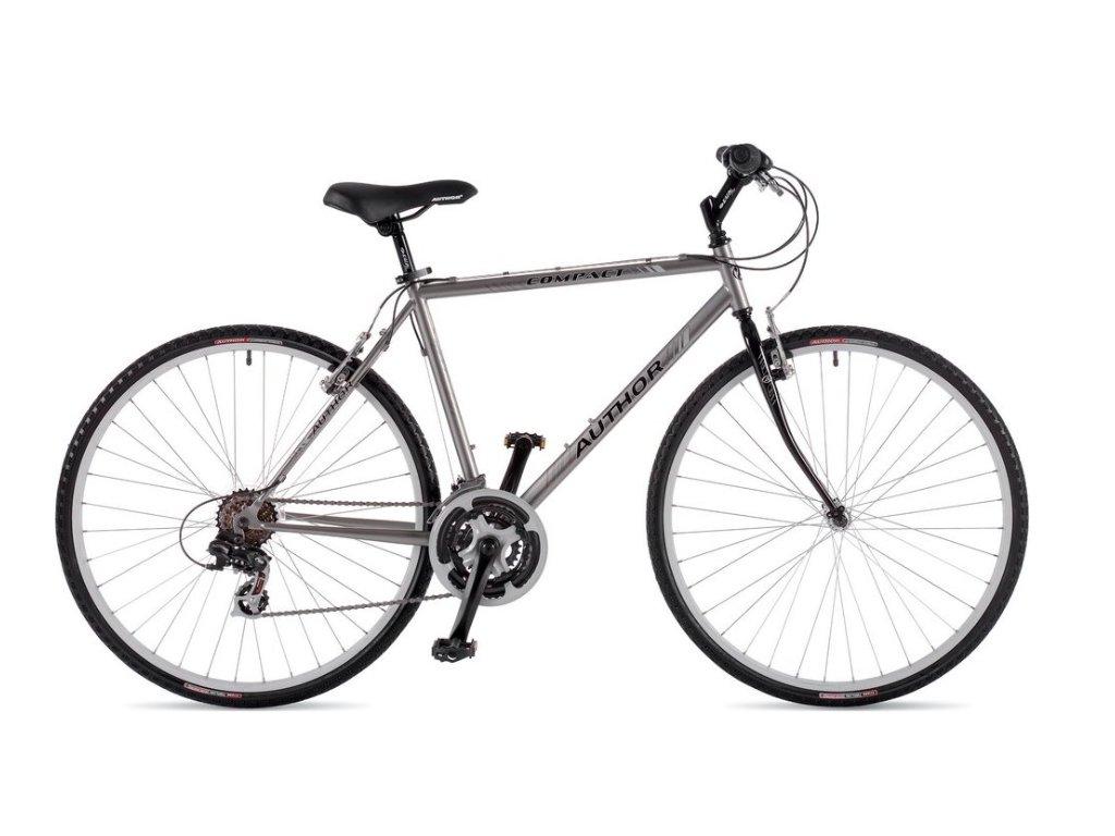 AUTHOR Compact šedá:černá