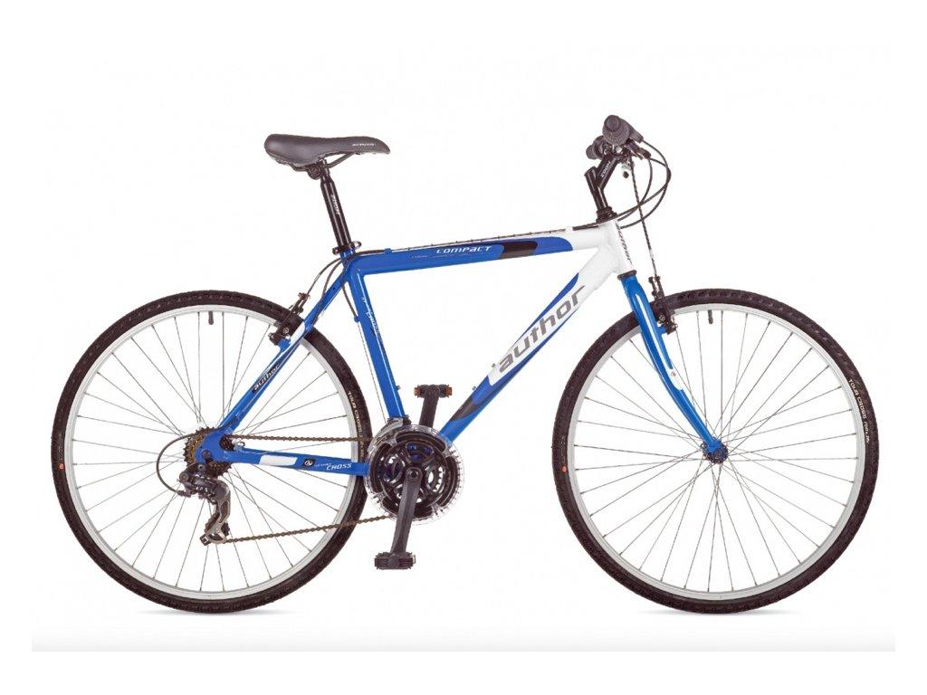 AUTHOR Compact modrá:černá:bílá