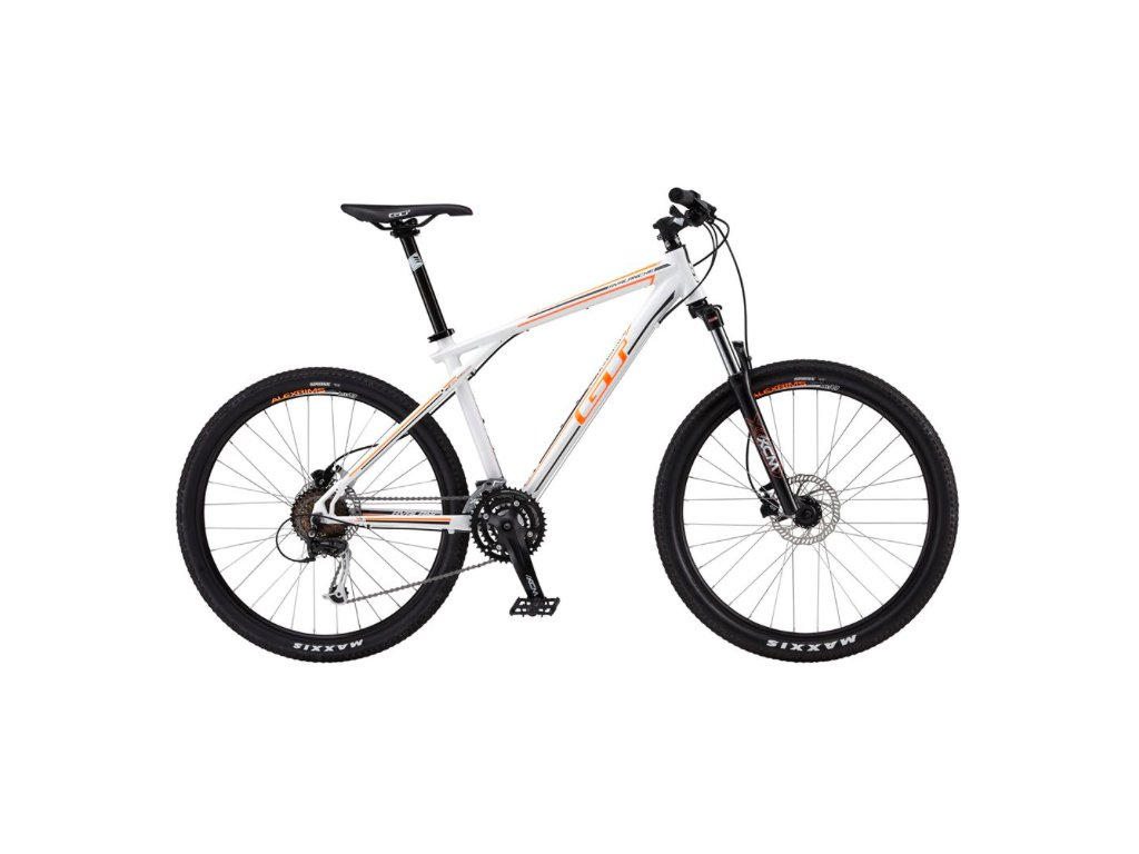 GT AVALANCHE 3.0 pearl white XL