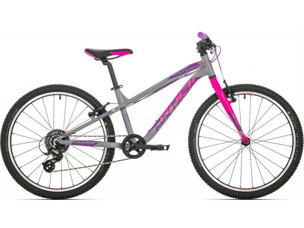 Rock Machine THUNDER 24 2019 gloss grey:pink:violet