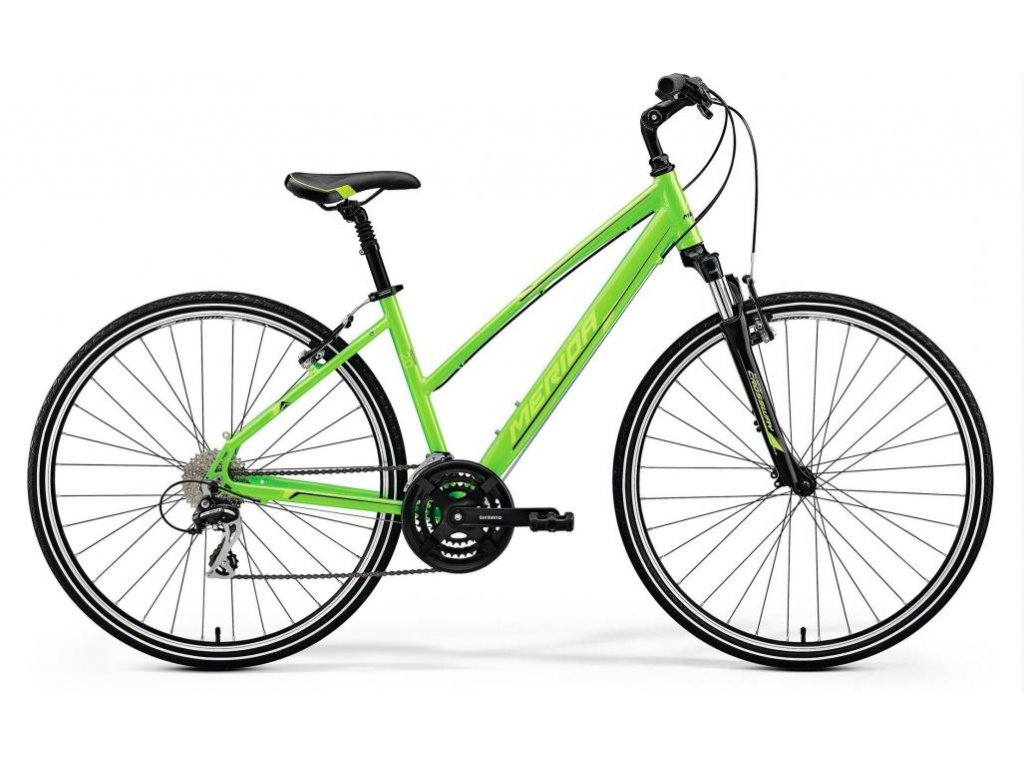 Merida CROSSWAY 20 V Green (Lite Green:Black)