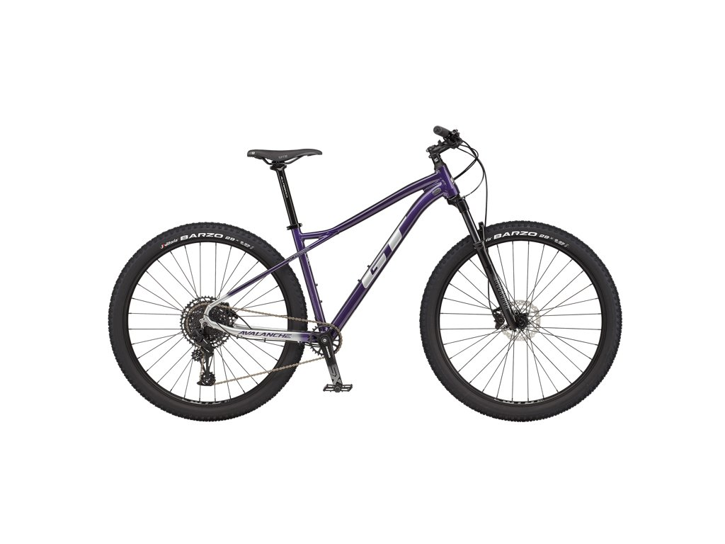 GT AVALANCHE 29%22 EXPERT (Purple:silver) 1