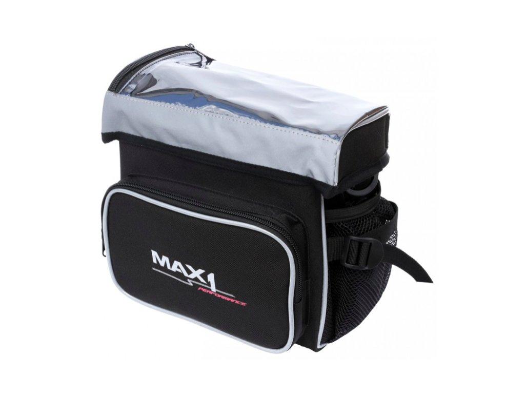 MAX1 brašna Map na řídítka