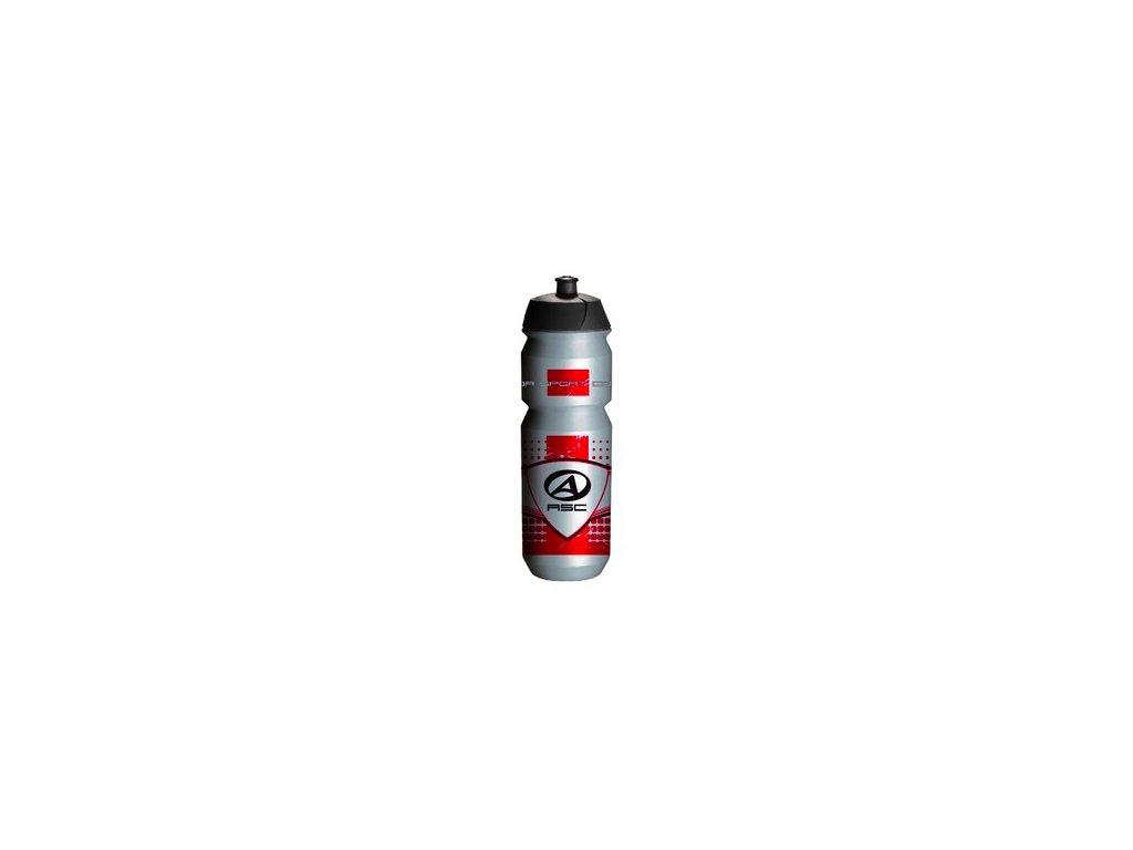 AUTHOR AB Tcx Shield 850 ml stříbrná:červená