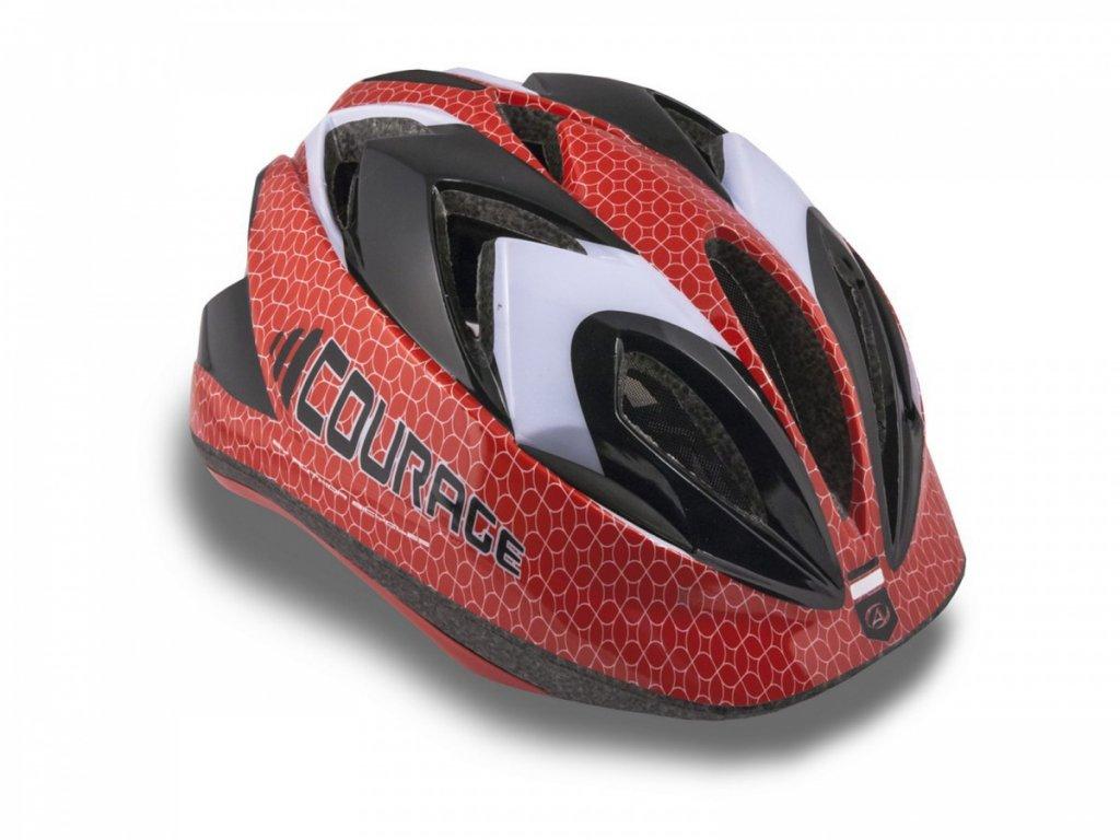 AUTHOR helma COURAGE INMOLD červená 1