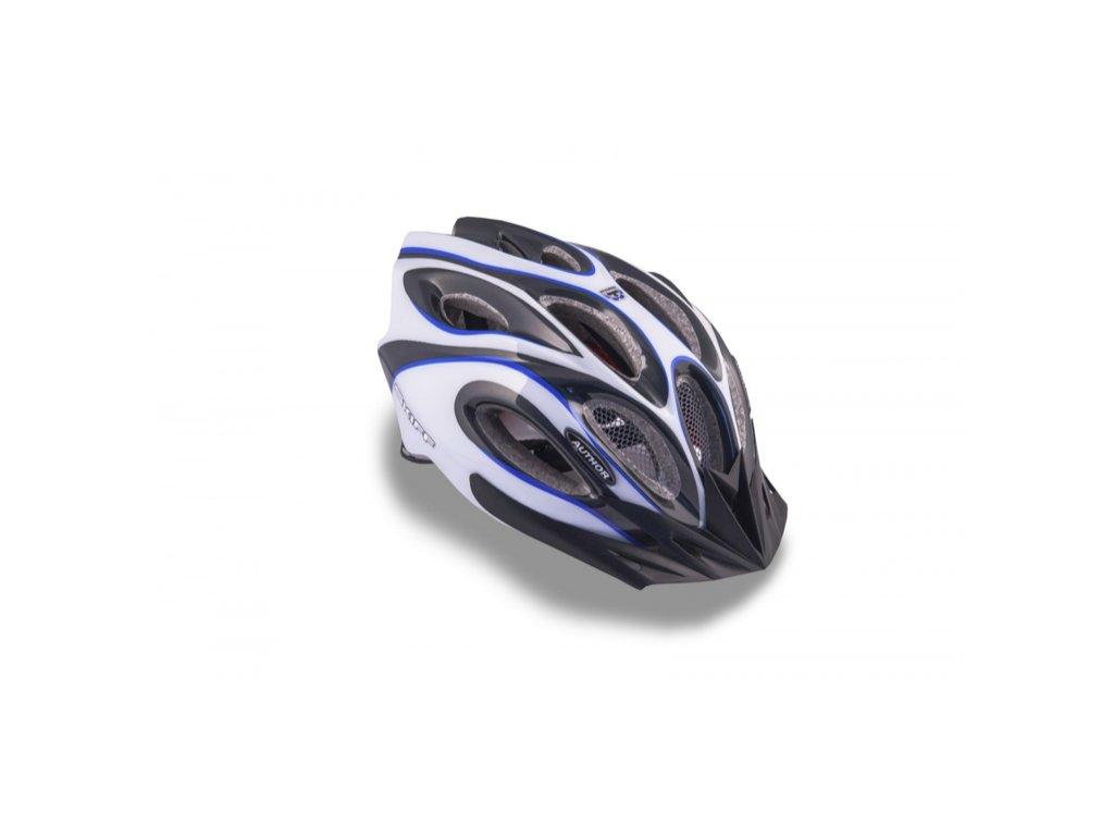 AUTHOR helma Skiff Inmold 52 58 cm (modrá:černá:bílá)