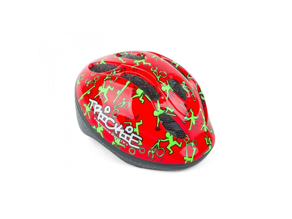 AUTHOR helma Trickie červená:zelená