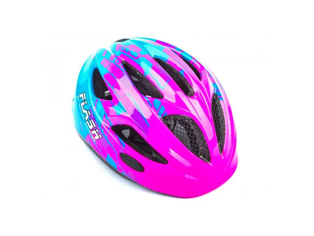 AUTHOR helma Flash LED Inmold X8 růžová neon:modrá