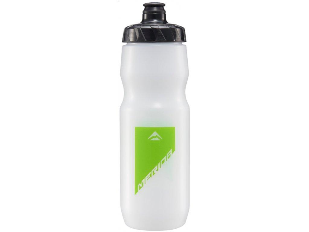 MERIDA láhev 750ml transparentní-zelená