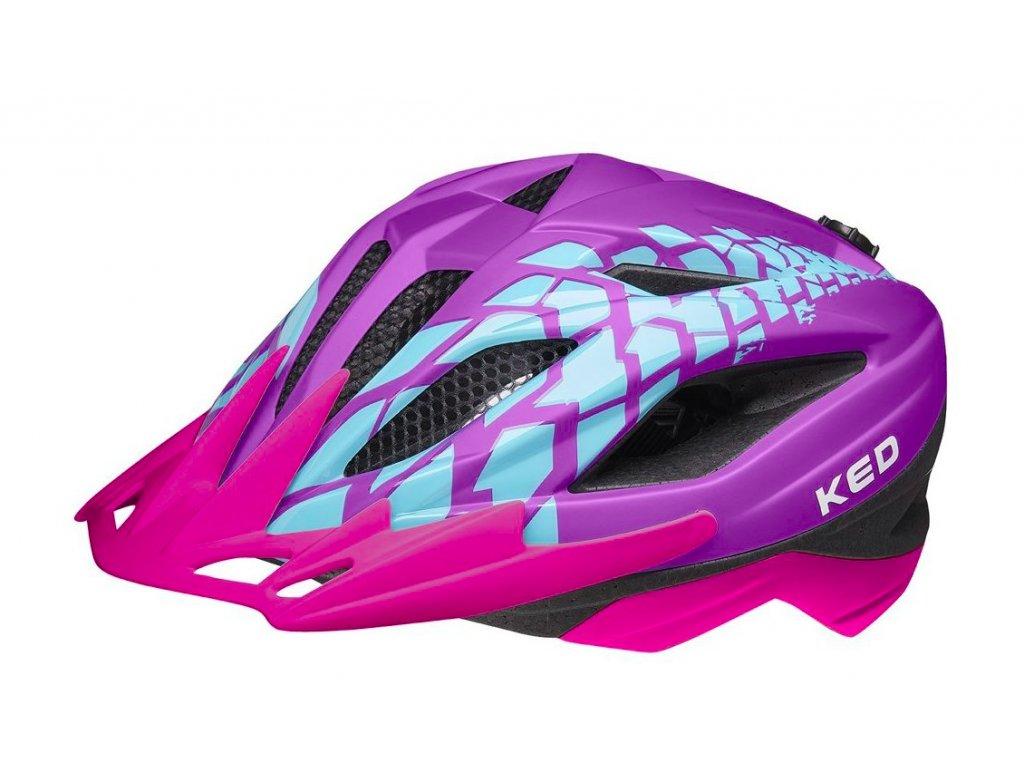 KED helma Street Junior Pro rave matt