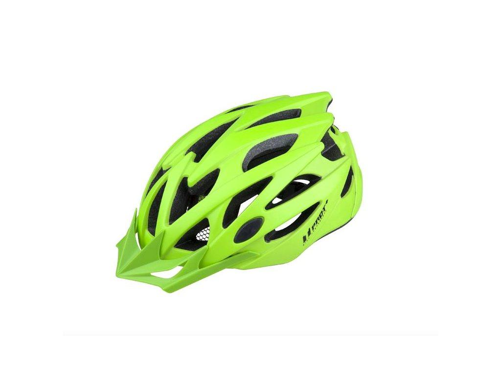 PRO T helma TARIFA černo žlutá fluor matná L (58 61cm)