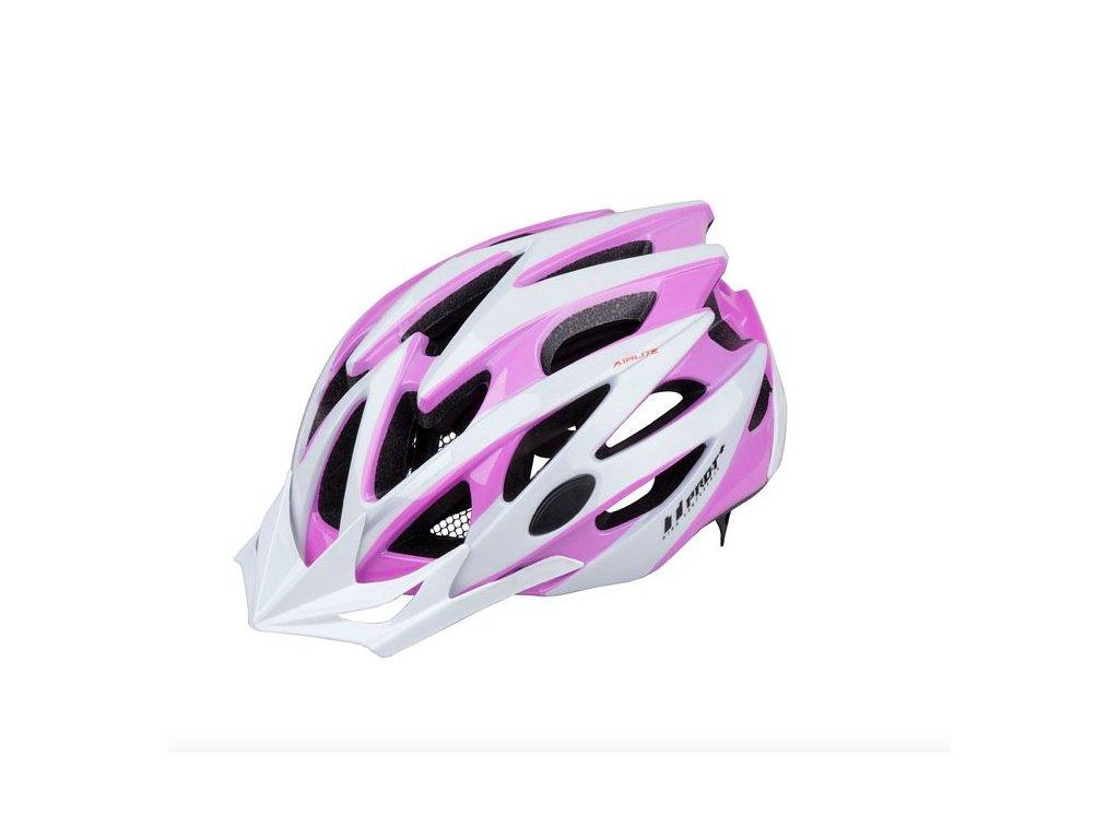 PRO T helma TARIFA růžová bílá M (55 58cm)