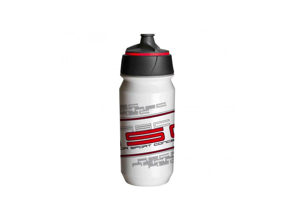AUTHOR láhev AB Tcx Shanti 600 ml (bílá:červená)