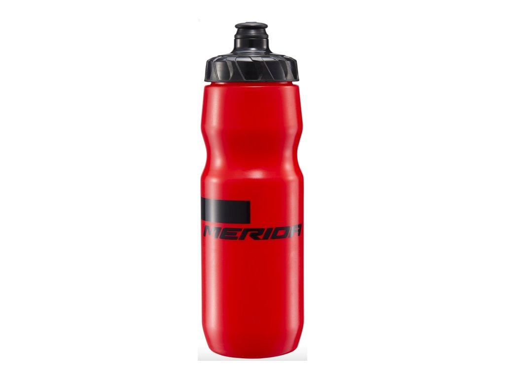 MERIDA láhev červeno:černá 750 ml