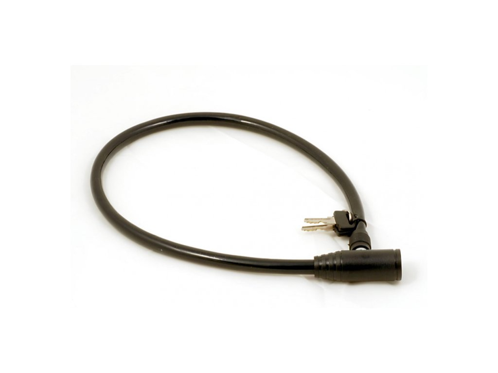 AUTHOR zámek ACL 04 klíč černá