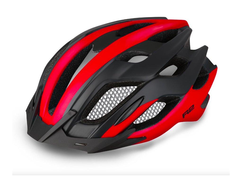 R2 helma TOUR červená:černá