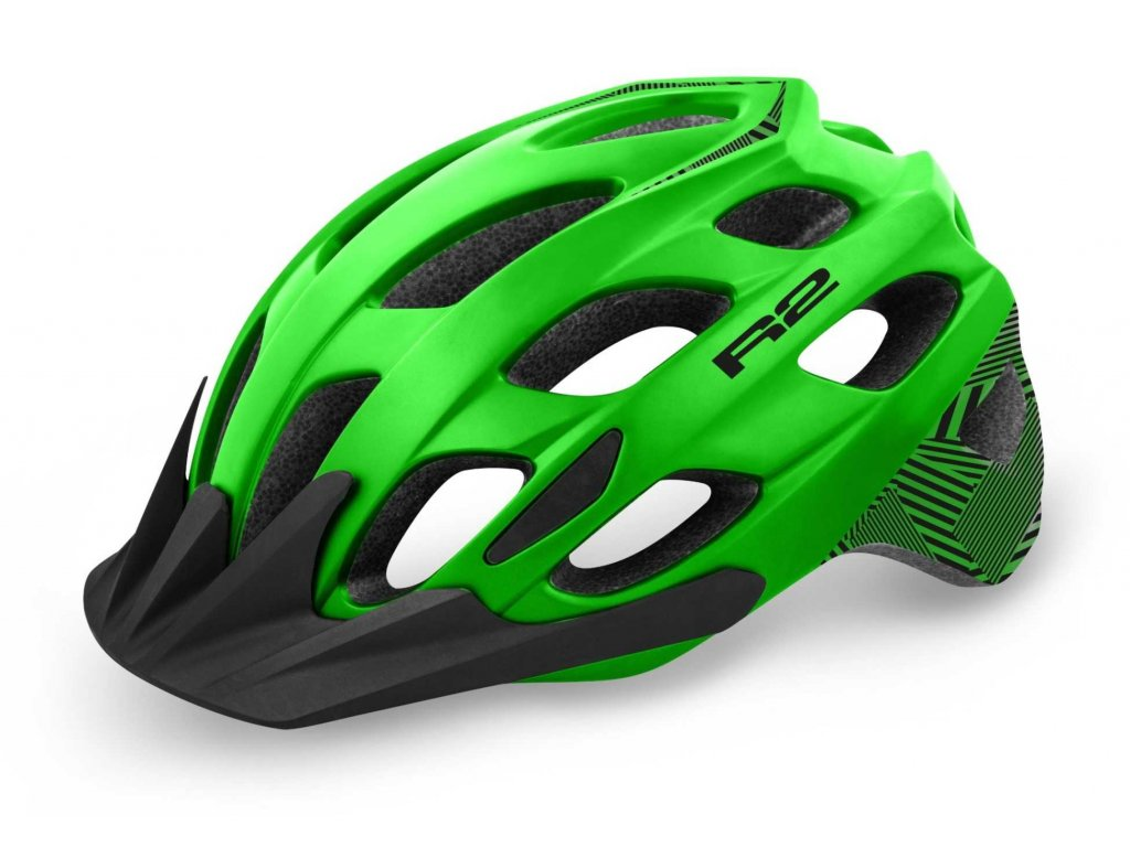 R2 helma CLIFF zelená