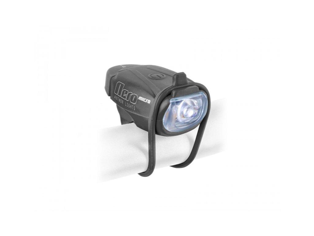 AUTHOR světlo přední A Nero micro USB