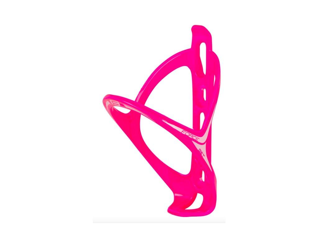 FORCE košík GET plastový růžový lesklý