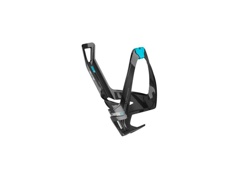 ELITE košík Cannibal XC černá:modrá
