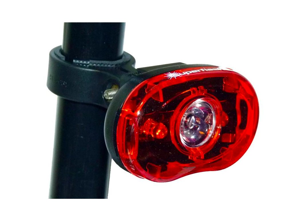 SMART blikačka 318R 1:2W LED