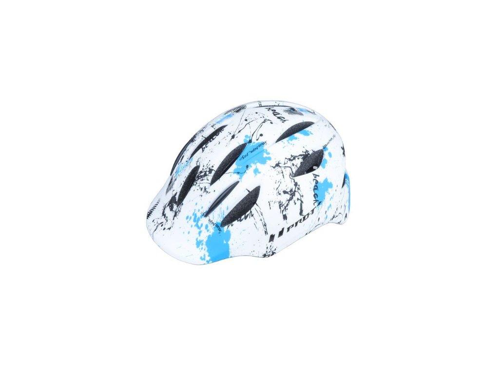 PRO T helma Avila bílá