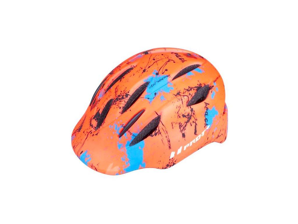 PRO T helma Avila oranžová