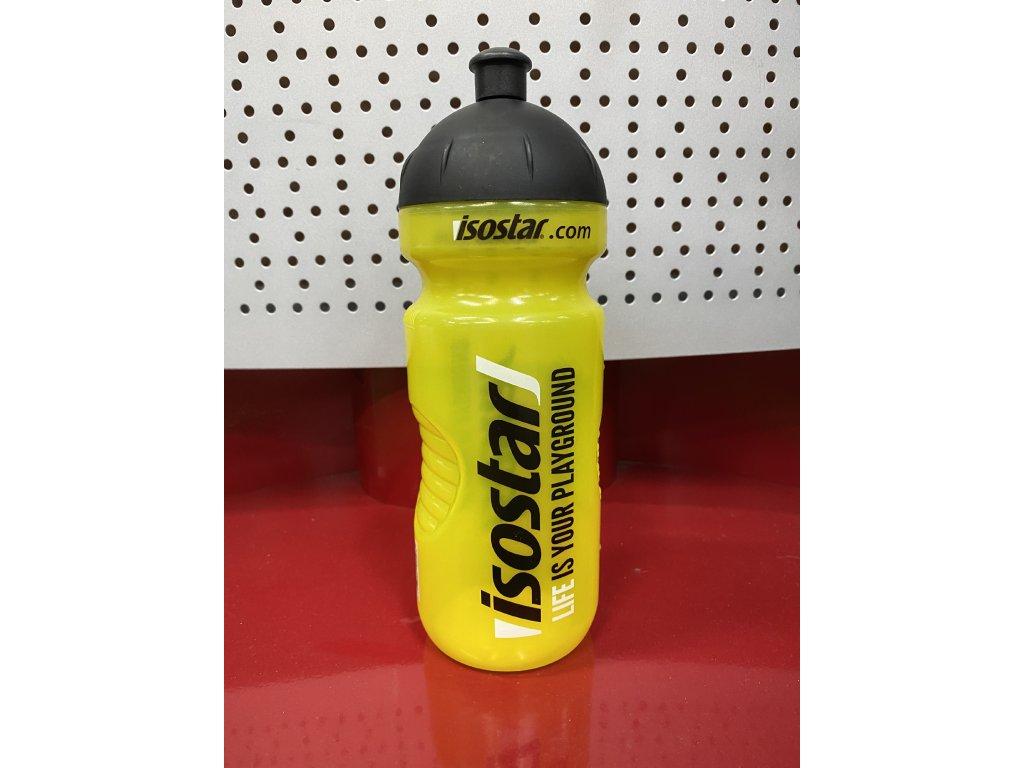 ISOSTAR láhev 0,65l žlutá
