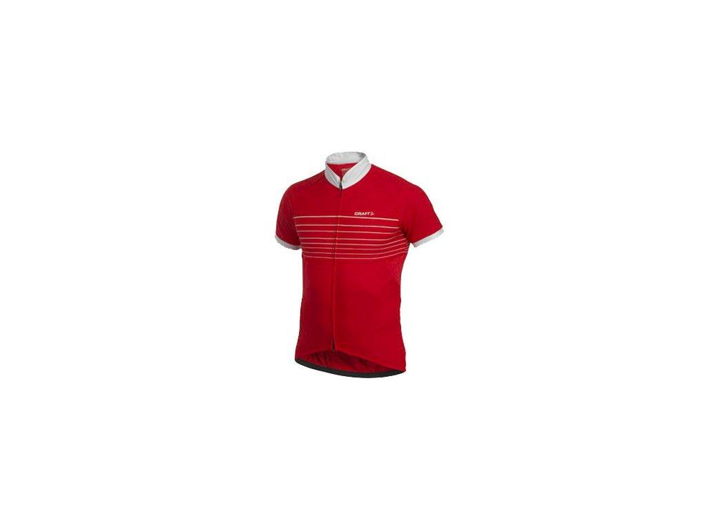CRAFT dres PERFORMANCE GLOW M červený