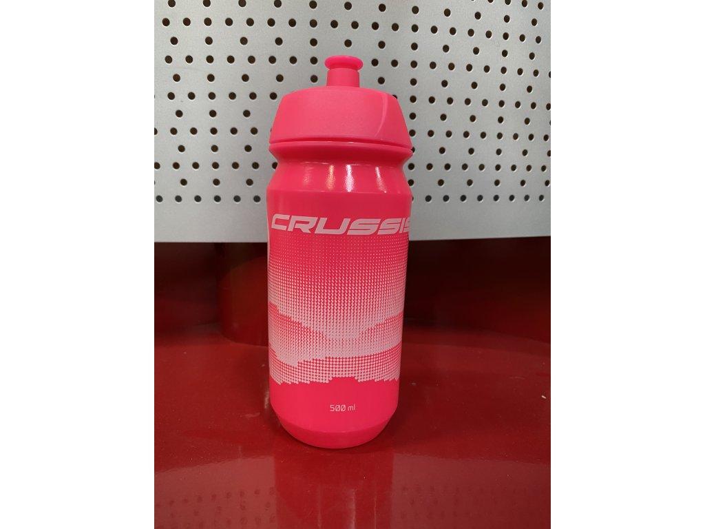 CRUSSIS láhev růžová 2
