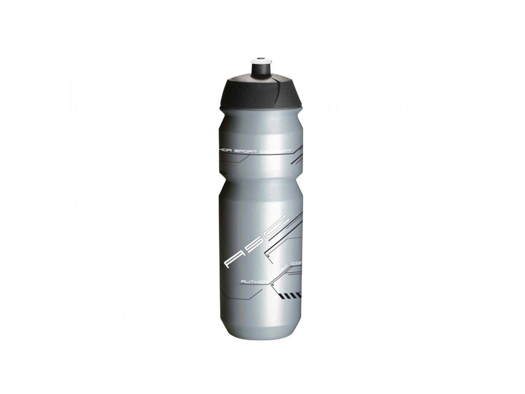 AUTHOR láhev AB Tcx Shiva X9 850 ml stříbrná:bílá