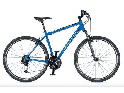 AUTHOR Classic modrá:černá