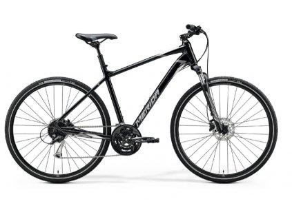 Merida CROSSWAY 100 Metallic Black (Grey) 1