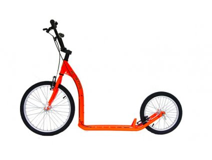 KOSTKA HILL FUN (G5) Neon Orange