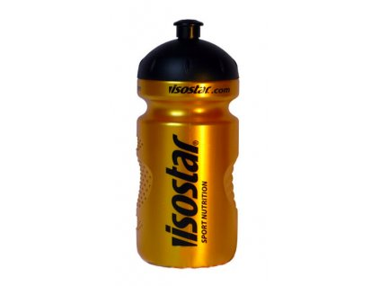 ISOSTAR láhev 0,65 l zlatá